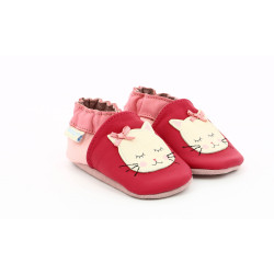 CATHIE PINK RED