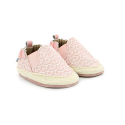 SUMMER CAMP LIGHT PINK OFF WHITE