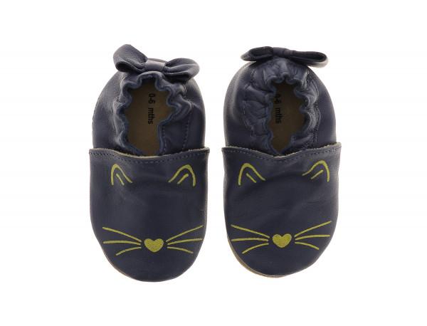 GOLDY CAT AZUL OSCURO