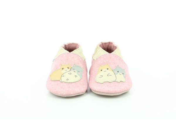HAMSTER FAMILY DUSTY PINK