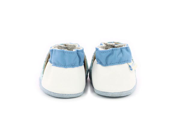 PLAYSCHOOL LIGHT BLUE WHITE