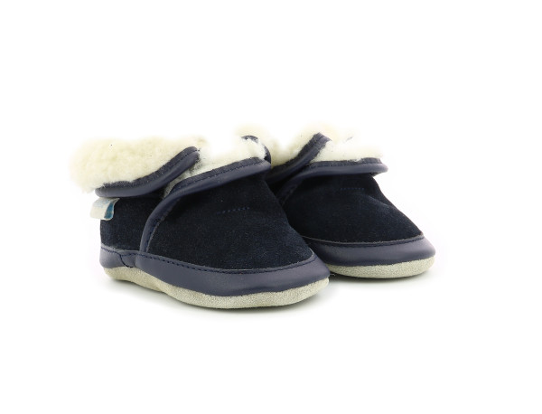COSY WOOL DARK NAVY