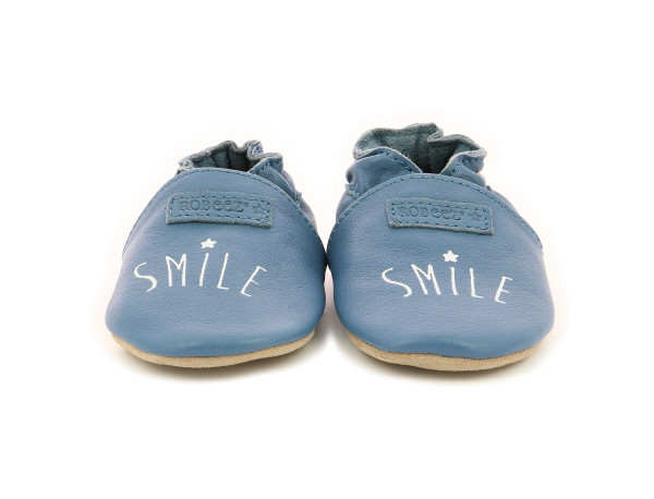 SMILING OTHER BLUE