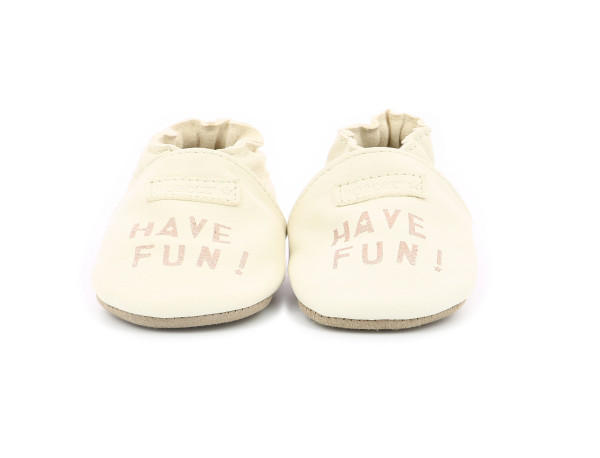 HAVE FUN LIGHT BEIGE