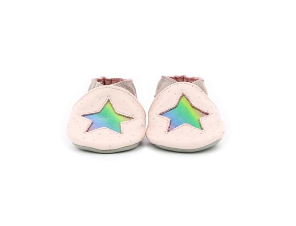 RAINBOW STAR PINK SILVER