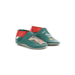 SUPER DINO DARK GREEN RED