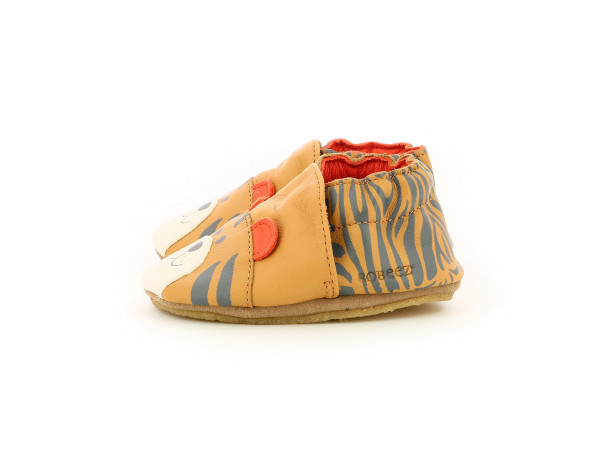 AWESOME TIGER SEMELLE CREPE CAMEL