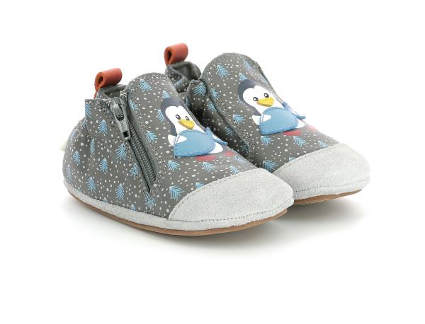 BLUE PINGUINS DARK GREY