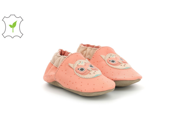 OWL THEN CORAL LIGHT PINK