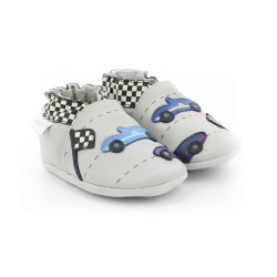 RETRO RACING GRIS CLAIR