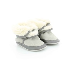 COSY BOOT LIGHT GREY