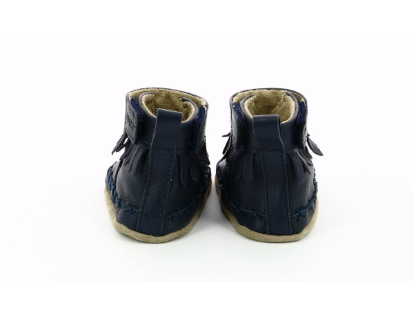 FUNKY SHOE NAVY BLUE