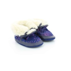 COSY BOOT MARINEBLAU
