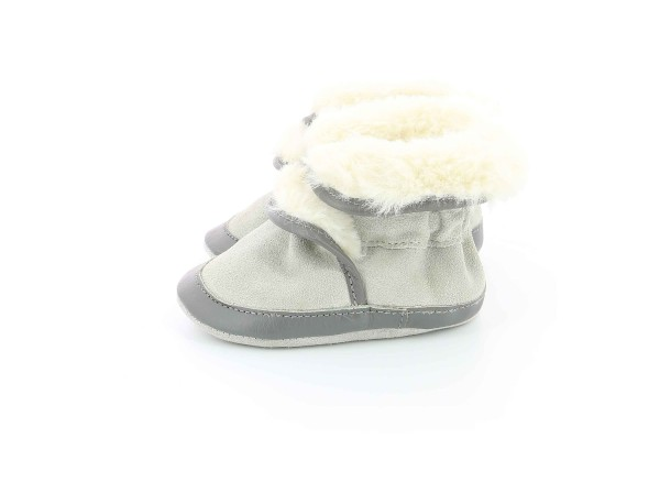 COSY BOOT GRIS CLAIR