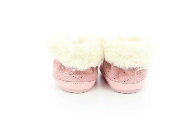 COSY BOOT LIGHT PINK