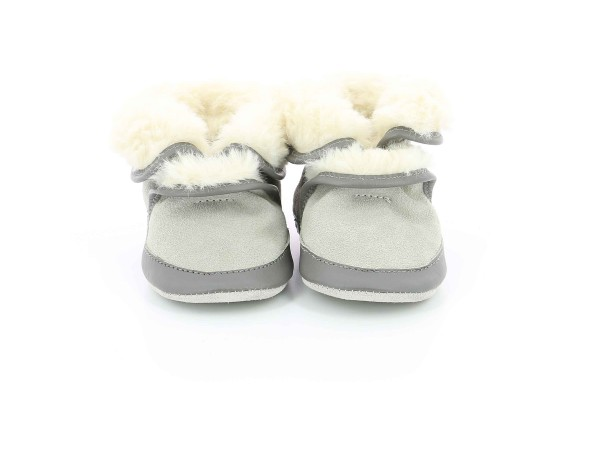 8e87f68978df1 Robeez Cosy boot gris clair