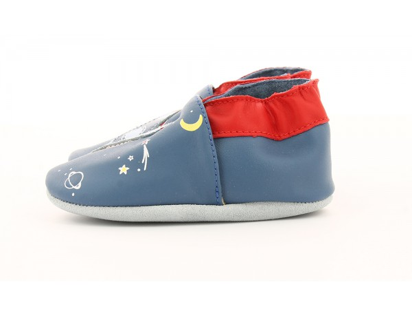 SWEET ROCKET azul denim