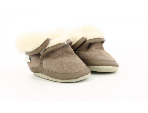 COSY WOOL LIGHT BROWN SMU