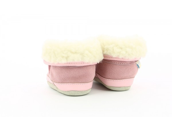 COSY WOOL LIGHT PINK