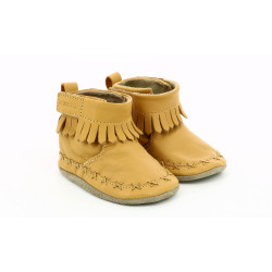 FUNKY SHOE HONEY BEIGE