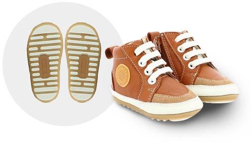 guide des pointures des chaussures mini me de la marque robeez