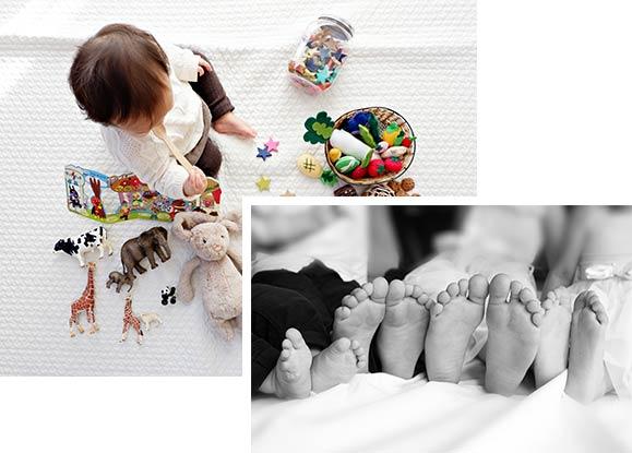 guide des pointures des chaussons pour bébés de la marque Robeez