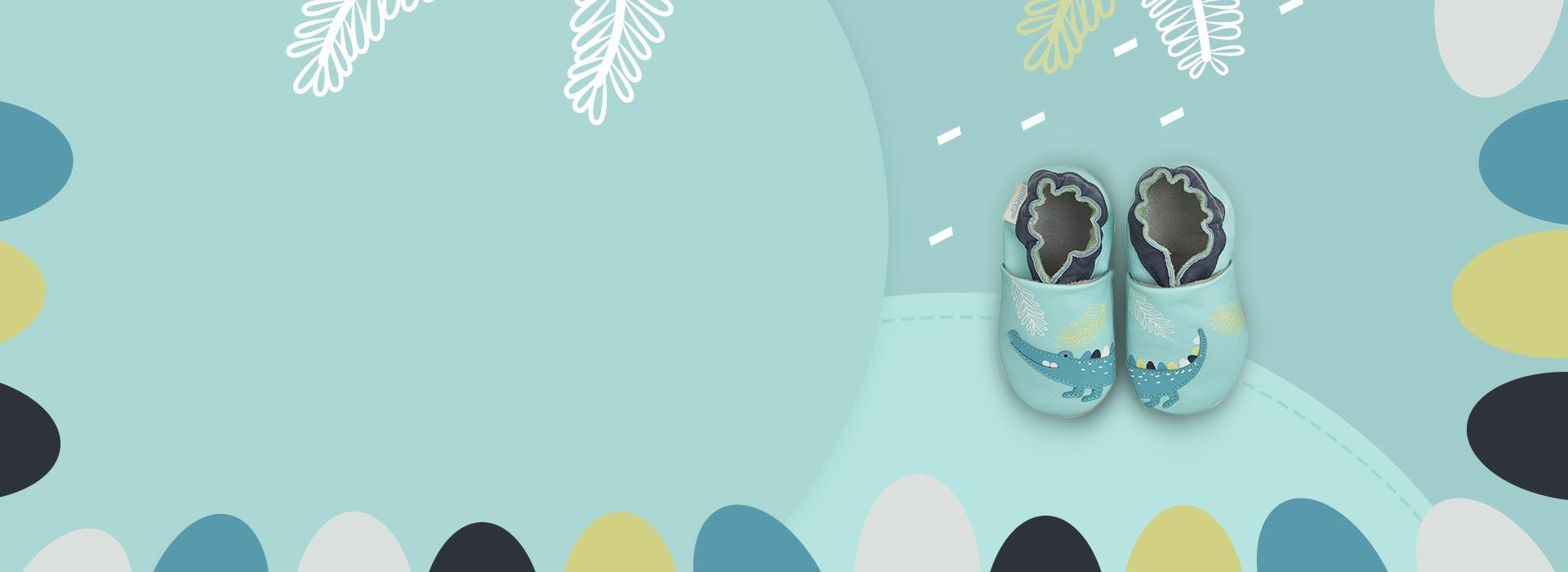 bafbe5dd2628b Robeez   Chaussons souples et Mini Shoez pour bébés - Robeez